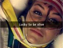 Christal McGee's Snapchat