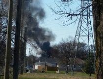Manitoba Avenue and McNichol Street fire