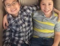 two missing Brandon boys