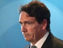 Parti Quebecois Leader Pierre Karl Peladeau