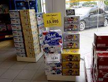 Beer in Quebec store