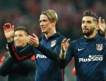 Atletico Madrid, Fernando Torres, Yannick Carrasco