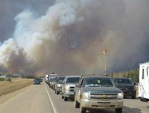 Fort McMurray evacuation