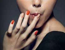 KFC nail polish