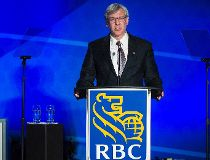 Royal Bank of Canada President and CEO David McKay