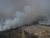 Alberta wildfires