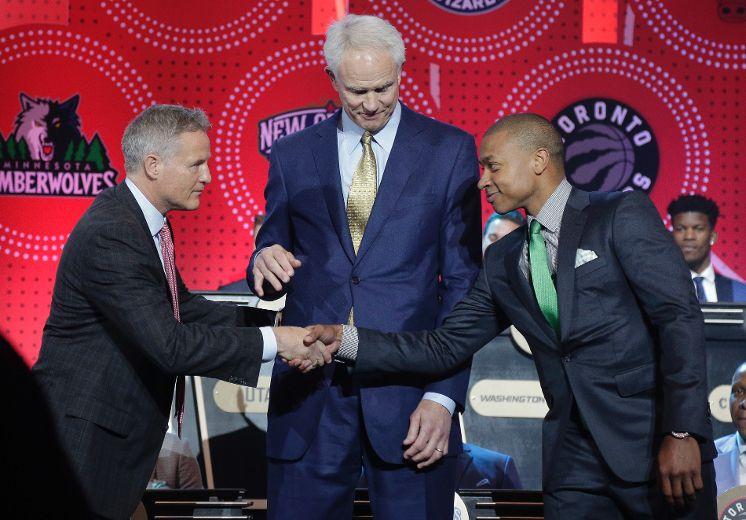 76ers win NBA draft lottery; Raptors will pick ninth