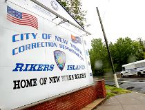 Rikers Island jail