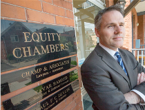Lawyer Paul Champ
