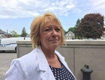 Nurse Debbie Vallentgoed