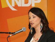 NDP MLA Nahanni Fontaine