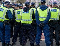 British policemen