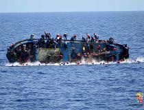 Migrants shipwrecks