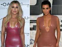 Kardashians in latex