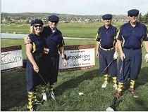 Maverick Chuckwagon Racing Team Charity Golf Classic