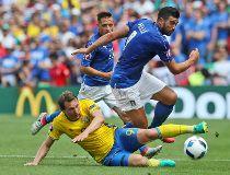 Italy's Graziano Pelle
