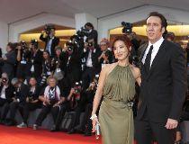 Alice Kim and Nicolas Cage