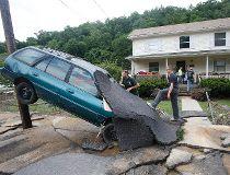 West virginia floods