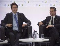 Trudeau and Pena Nieto