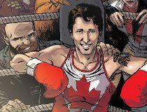 Trudeau Marvel