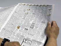 newspaper ad