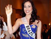 Miss Brazil 2004 Fabiane Niclotti