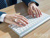 BioRing fitness tracker.