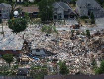Mississauga house explosion