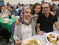 Syrian refugees Ramadan 2016