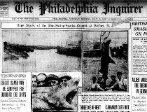 1916 shark attack