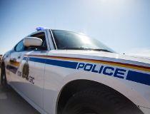 RCMP arrest