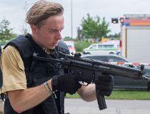 Mall shooting Munich