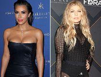 Kim Kardashian Taylor Swift Fergie