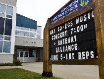 Edmonton Christian School's senior high campus