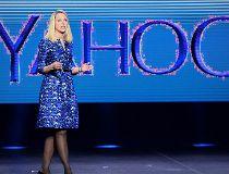 Yahoo president and CEO Marissa Mayer