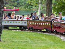 Bowness park train 2016