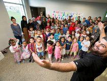 Muslim kids learn antiradicalization