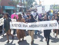 Abdi rally