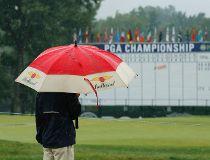 PGA Championship rain July 30/16