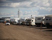 Abraham's land trailer