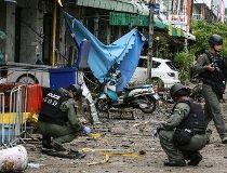 Thailand bombing