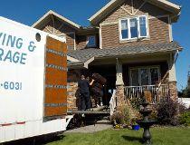 Red Deer home seized