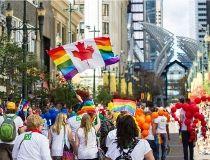 Calgary Pride Parade 2014