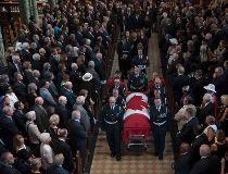 Belanger funeral