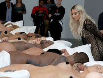 Kanye West's Famous now an art exhibit_9