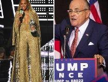 Beyonce and Rudy Giuliani 7