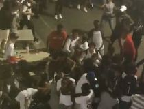 CNE brawl