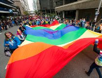 Calgary Pride Parade 2016