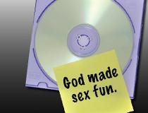 god made sex fun