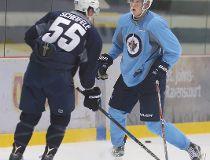 Patrik Laine's first Jets practice_4
